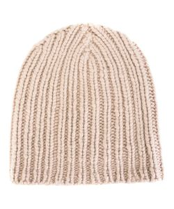 Warm-Me | Ribbed Beanie Adult Unisex Cashmere