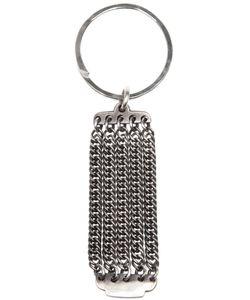 Werkstatt:München | Chain Link Key Ring Adult Unisex
