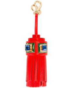 Anya Hindmarch | Embellished Tassel Keyring