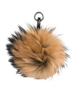 N.Peal | Fur Keyring