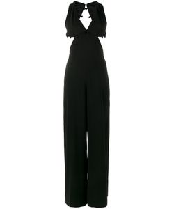 Adam Selman | Whodunit Cut Out Jumpsuit 10