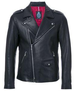 Guild Prime | Zipped Biker Jacket 1