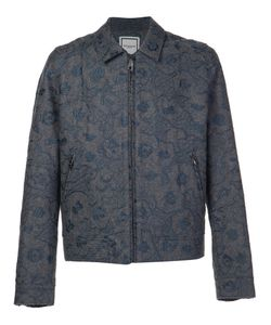 Wooyoungmi | Embroidered Zipped Jacket 48