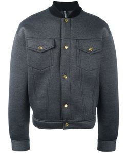 Astrid Andersen | Buttoned Bomber Jacket Large