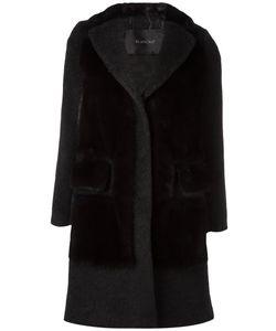 Blancha | Textured Panel Coat