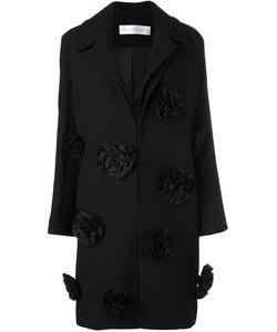 Victoria, Victoria Beckham | Flower Applique Coat 10