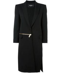 Dsquared2 | Miyako Zipped Long Coat 46