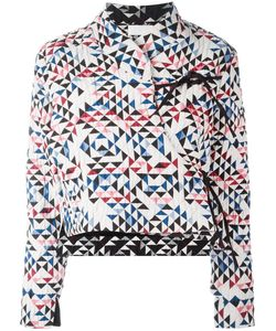 Reality Studio | Soo Quilted Wrap Jacket Small Polyester/Cotton