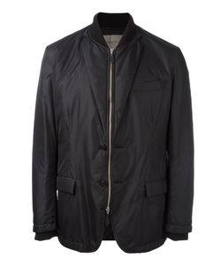 Casely-Hayford | Ribbed Neck Bomber Jacket
