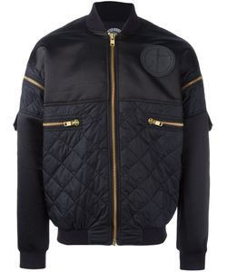 Astrid Andersen | Quilted Bomber Jacket Large