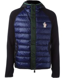 Moncler Grenoble | Hooded Buttoned Jacket Xl