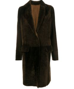 Yves Salomon | Shearling Coat 38 Lamb Fur/Lamb Skin