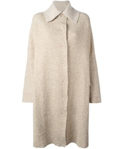 Boboutic | Oversized Coat Small Polyamide/Wool/Yak/Spandex/Elastane