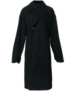 Dressedundressed | Double Breasted Coat 4 Wool/Nylon