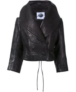 Aganovich | Wide Lapel Cropped Jacket 40