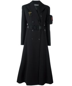 Hyein Seo | Belted Long Coat 2 Polyester/Spandex/Elastane/Viscose