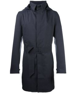 Norwegian Rain | Single Breasted Coat Medium Polyester/Viscose/Cashmere/Recycled Polyester