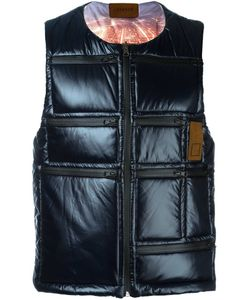 Letasca | Quilted Zipped Vest Xl