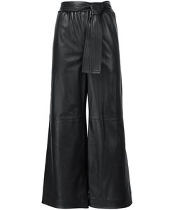 Tome | Leather Karate Pants Large