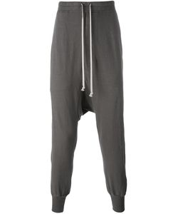 Rick Owens DRKSHDW | Prisoner Drop-Crotch Trousers Small Cotton