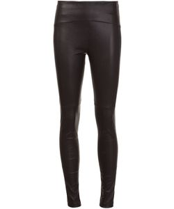 Getting Back To Square One | Iconic Leather Leggings Medium