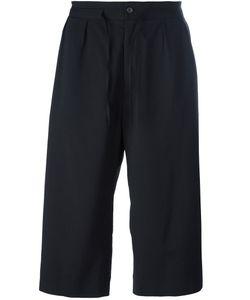 Ports | 1961 Gabardine Short Trousers 48 Virgin Wool/Spandex/Elastane/Cupro
