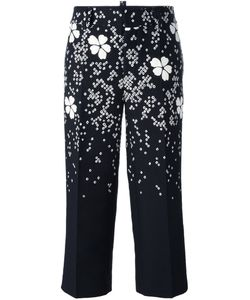 Dsquared2 | Blossom Cropped Trousers 44