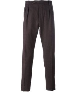 Al Duca D'Aosta | 1902 Tapered Pleat Detail Trousers 50