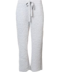 Undercover | Cashmere Cropped Pants 1 Cashmere/Polyester