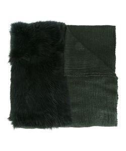 Cutuli Cult   Fur Panel Micromodal Blend Scarf Modal/Wool/Possum Fur