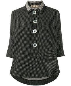 Jour/Né | Patterned Shirt 36 Cotton/Polyester