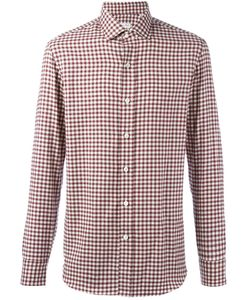 Salvatore Piccolo | Checked Classic Shirt 40 Cotton