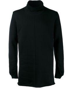 The Viridi-Anne | High Collar Long Length Sweatshirt 5