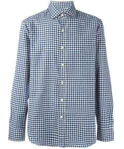 Salvatore Piccolo | Checked Classic Shirt 45 Cotton