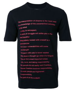 Dressedundressed | Printed T-Shirt 3 Cotton