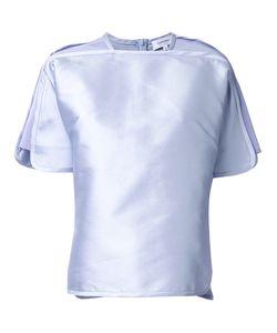Carven | Short Sleeve T-Shirt 42 Silk/Polyester