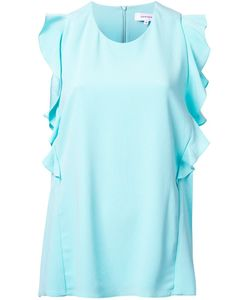 Carven | Ruffled Top 42 Polyester