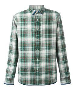 Al Duca D'Aosta   1902 Checked Shirt Xl Cotton