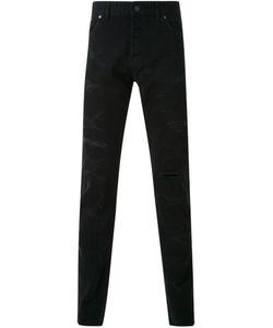 Hl Heddie Lovu   Distressed Slim Fit Jeans