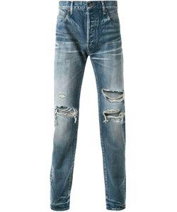 Hl Heddie Lovu   Ripped Jeans