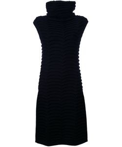 Strateas Carlucci | Side Slit Ribbed Top Small Wool