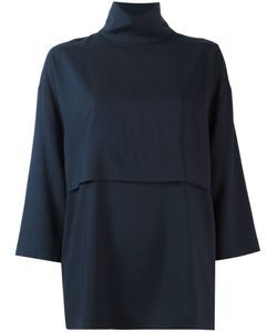 Reality Studio | Mia Layered Top Large Viscose/Wool