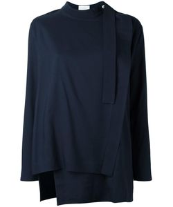 Reality Studio | Uzo Asymmetric Blouse Large Viscose/Wool