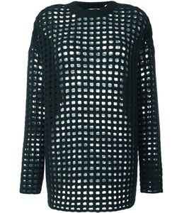 Arthur Arbesser | Semi Sheer Mesh Jumper 40 Virgin