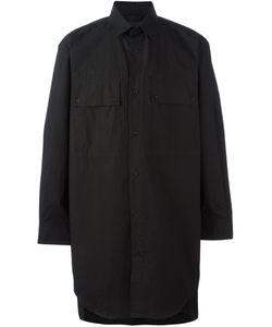 Craig Green | Front Pocket Long Shirt Small Cotton