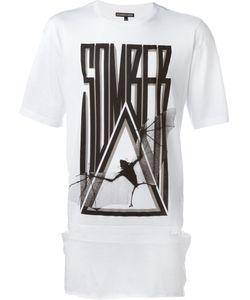 Alexandre Plokhov | Somber Logo Relaxed Fit T-Shirt 48