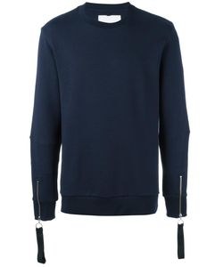 Matthew Miller | Zipped Cuff Sweatshirt Medium Cotton