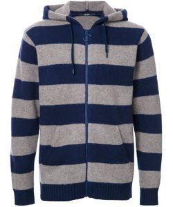Hl Heddie Lovu | Striped Hoodie Medium Wool