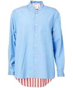 Digawel   Back Stripe Shirt