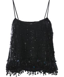 Ashish | Sequin Dangles Camisole Xs Silk/Sequin